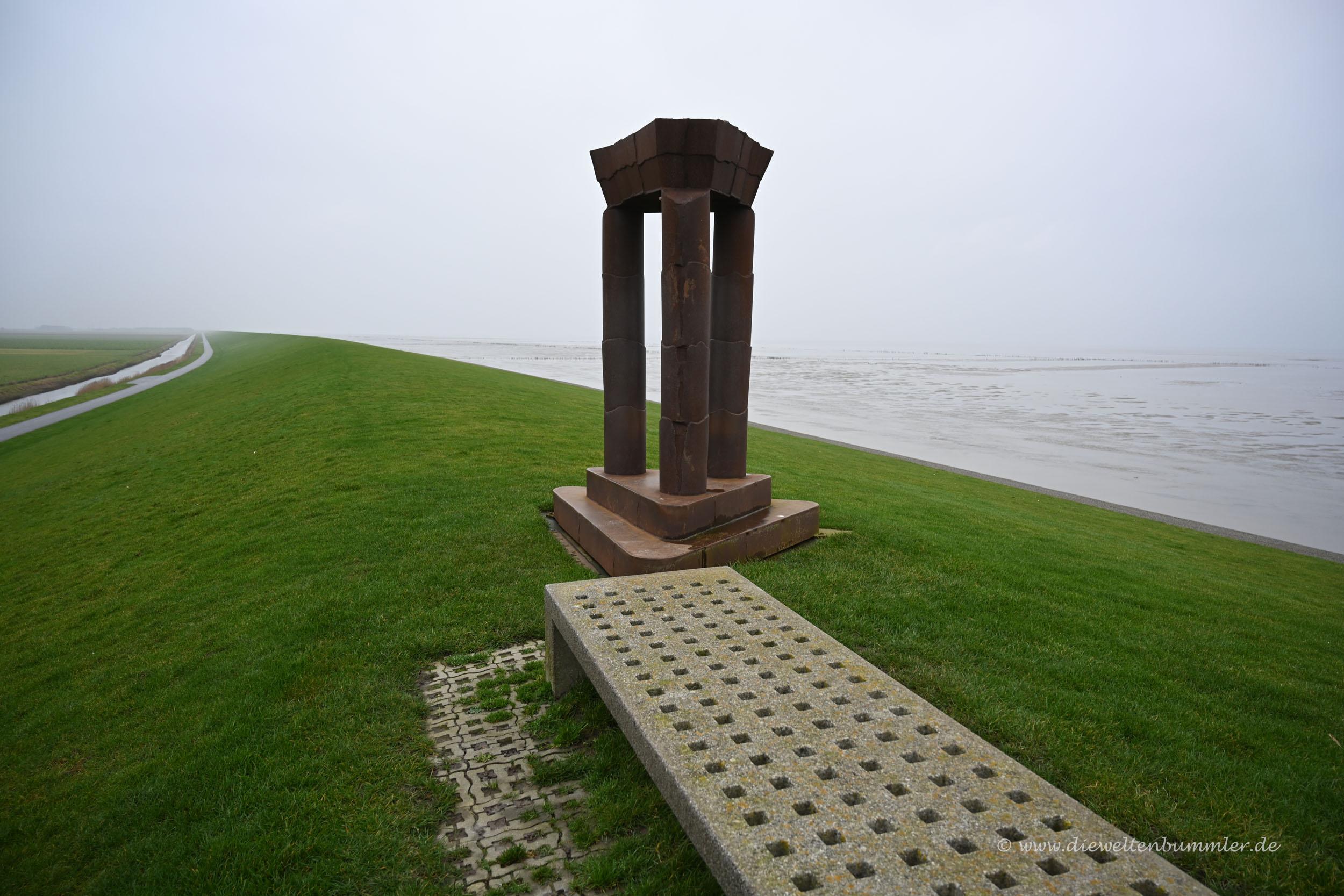 Das Noordkaap in der Niederlande