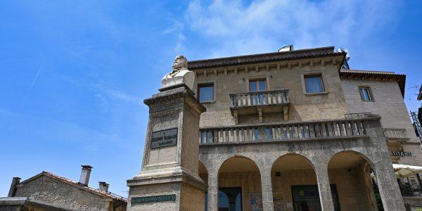 Denkmal für Garibaldi