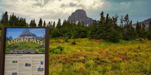Der markante Clements Mountain
