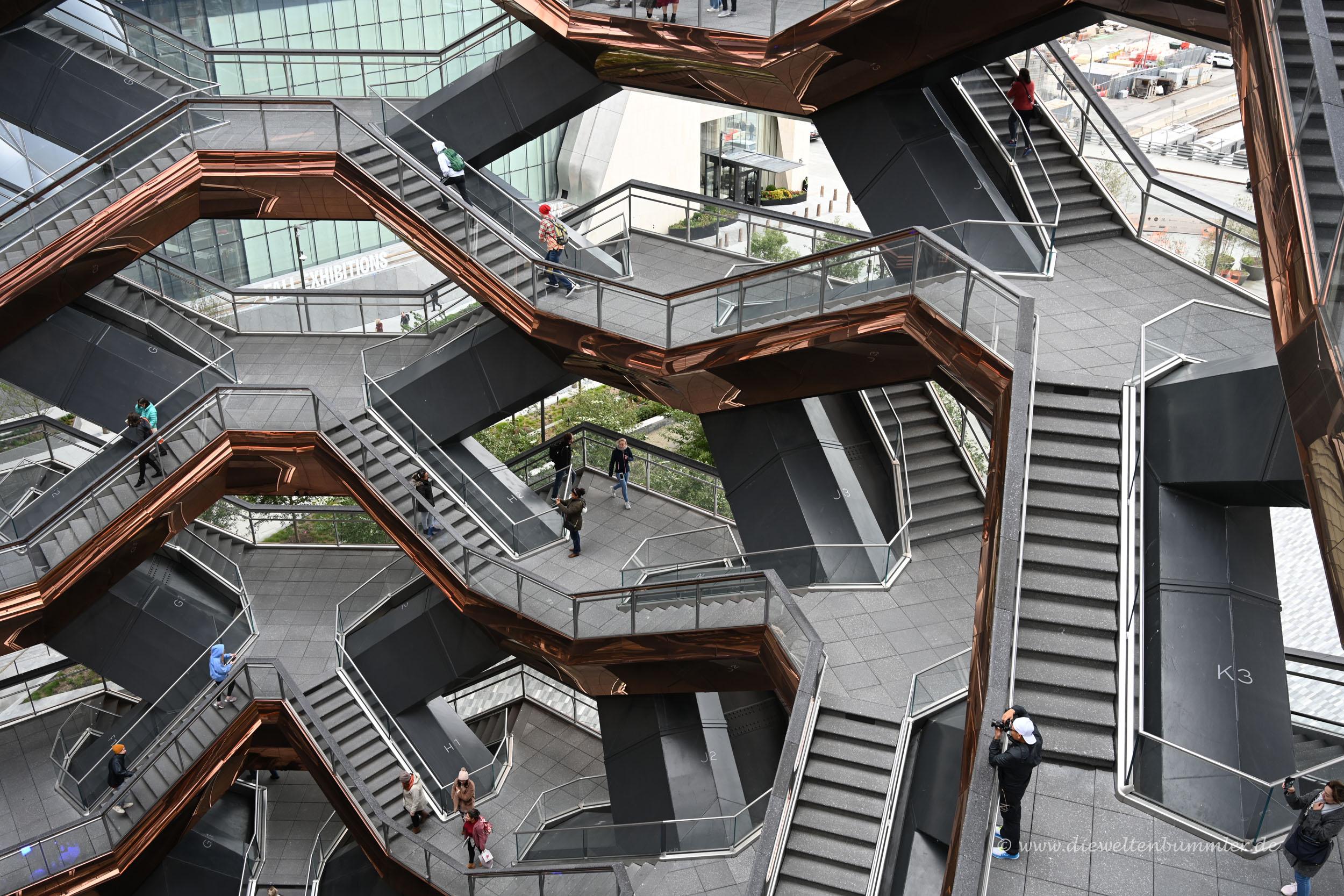 Erinnert an Escher