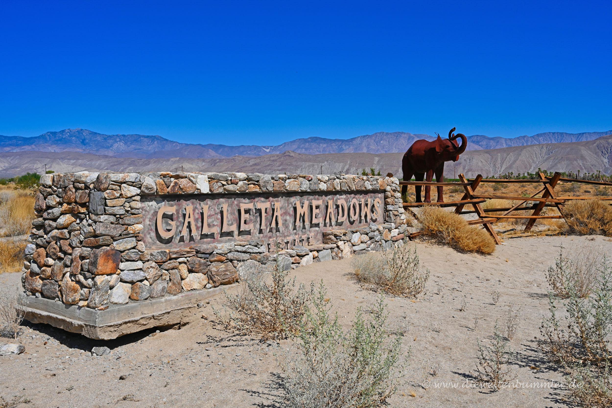 Galleta Meadows Estate