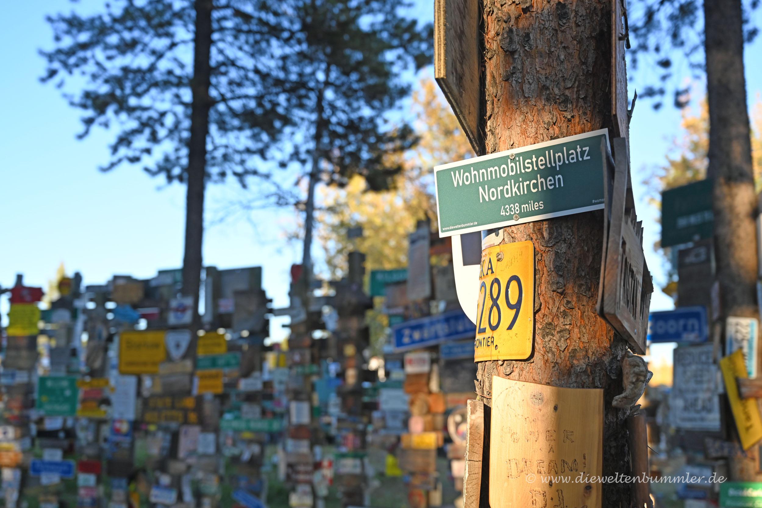 Hinweis zu unserem Wohnmobilstellplatz Nordkirchen