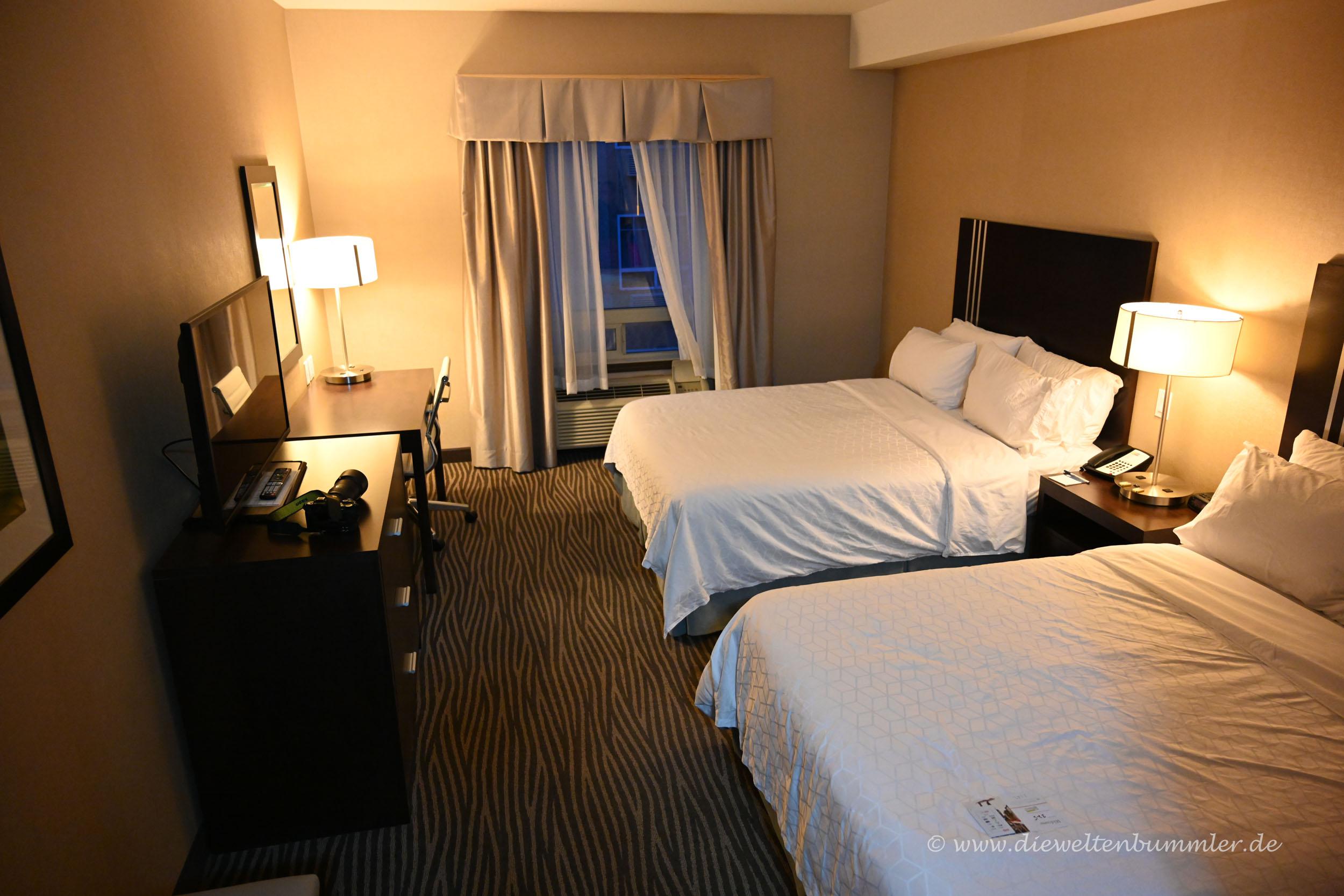 Hotelzimmer in Fort St John