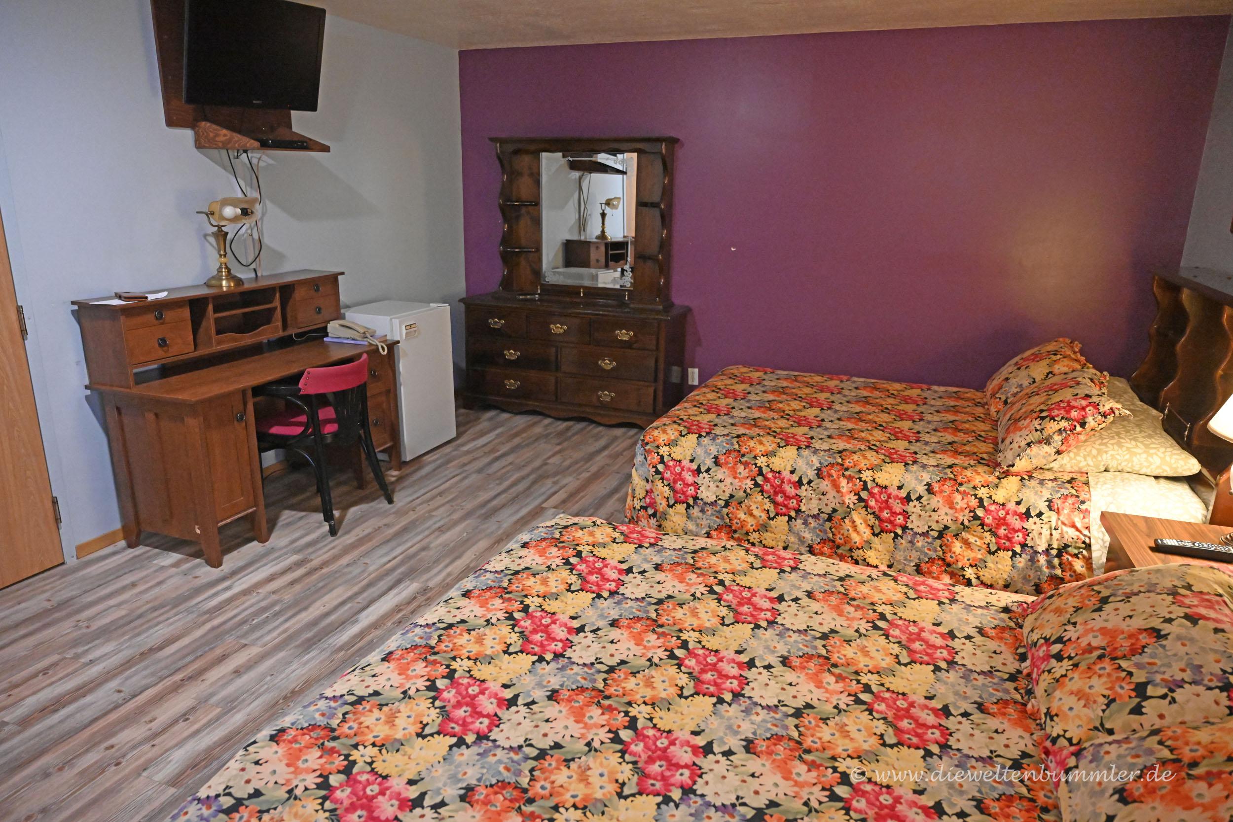Hotelzimmer in Watson Lake