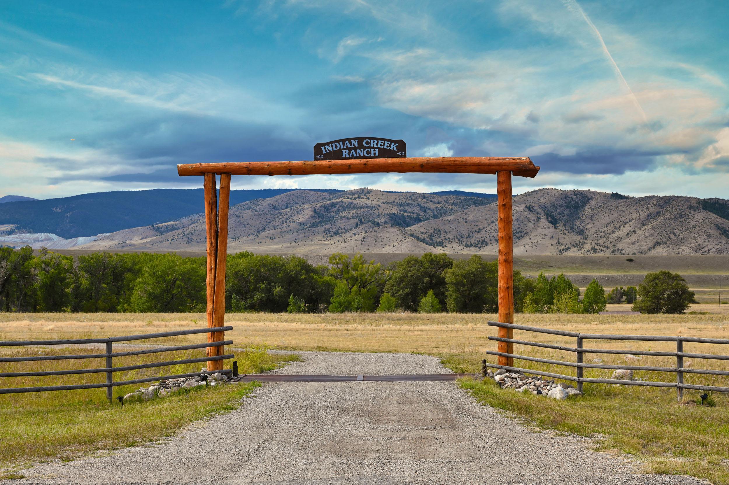 Indian Creek Ranch in Montana