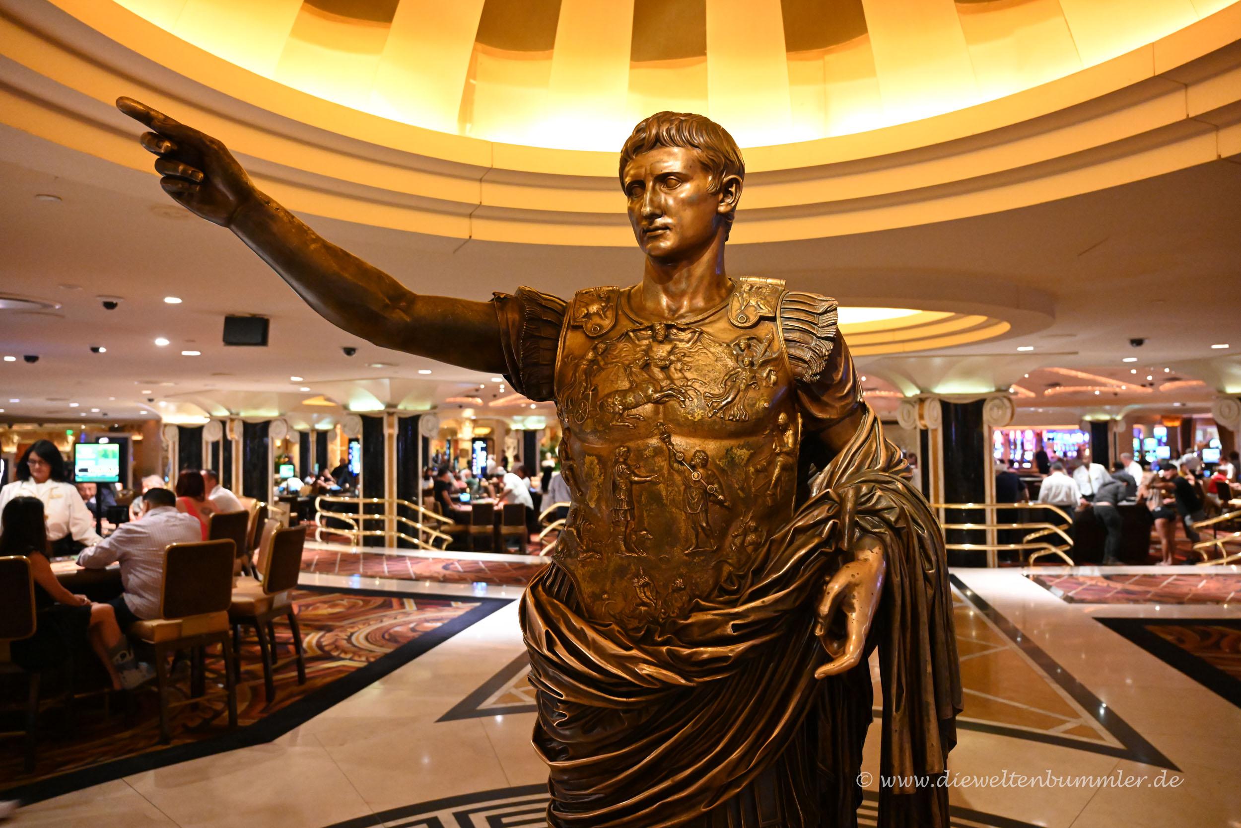 Julius Caesar in Las Vegas