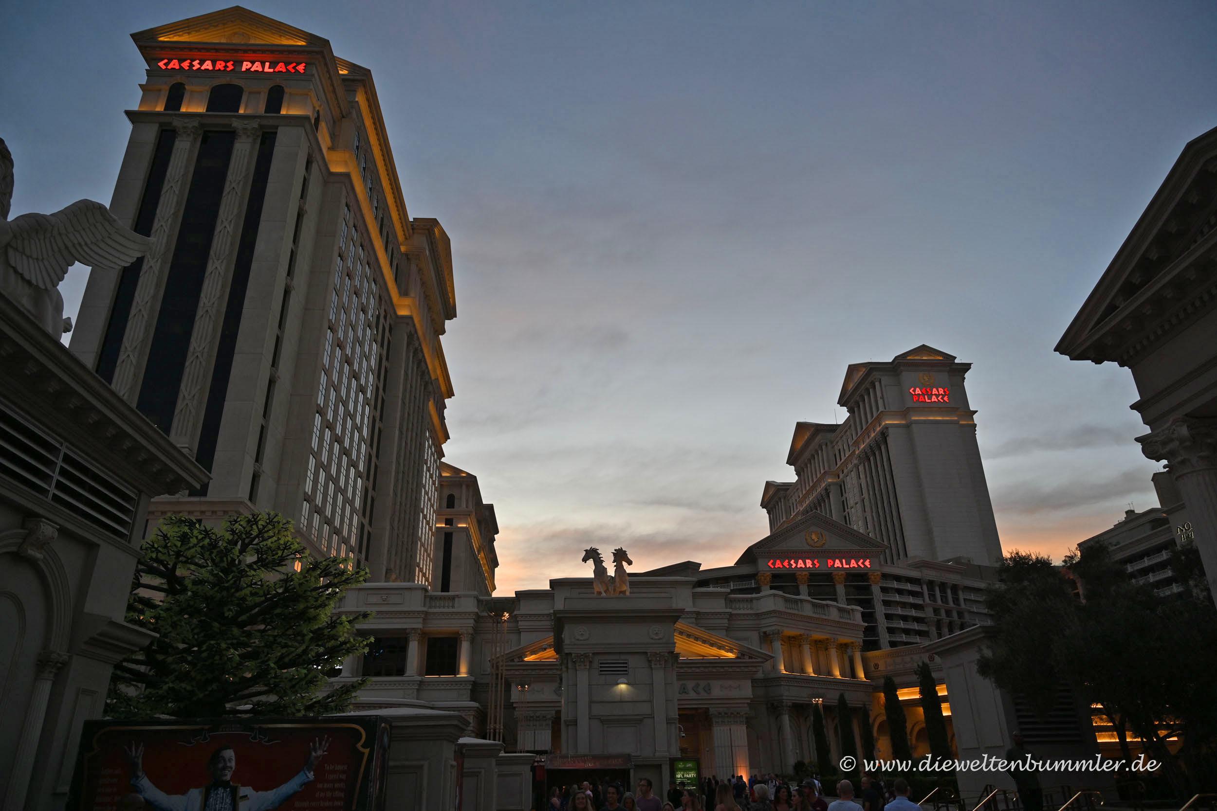 Luxushotel in Las Vegas