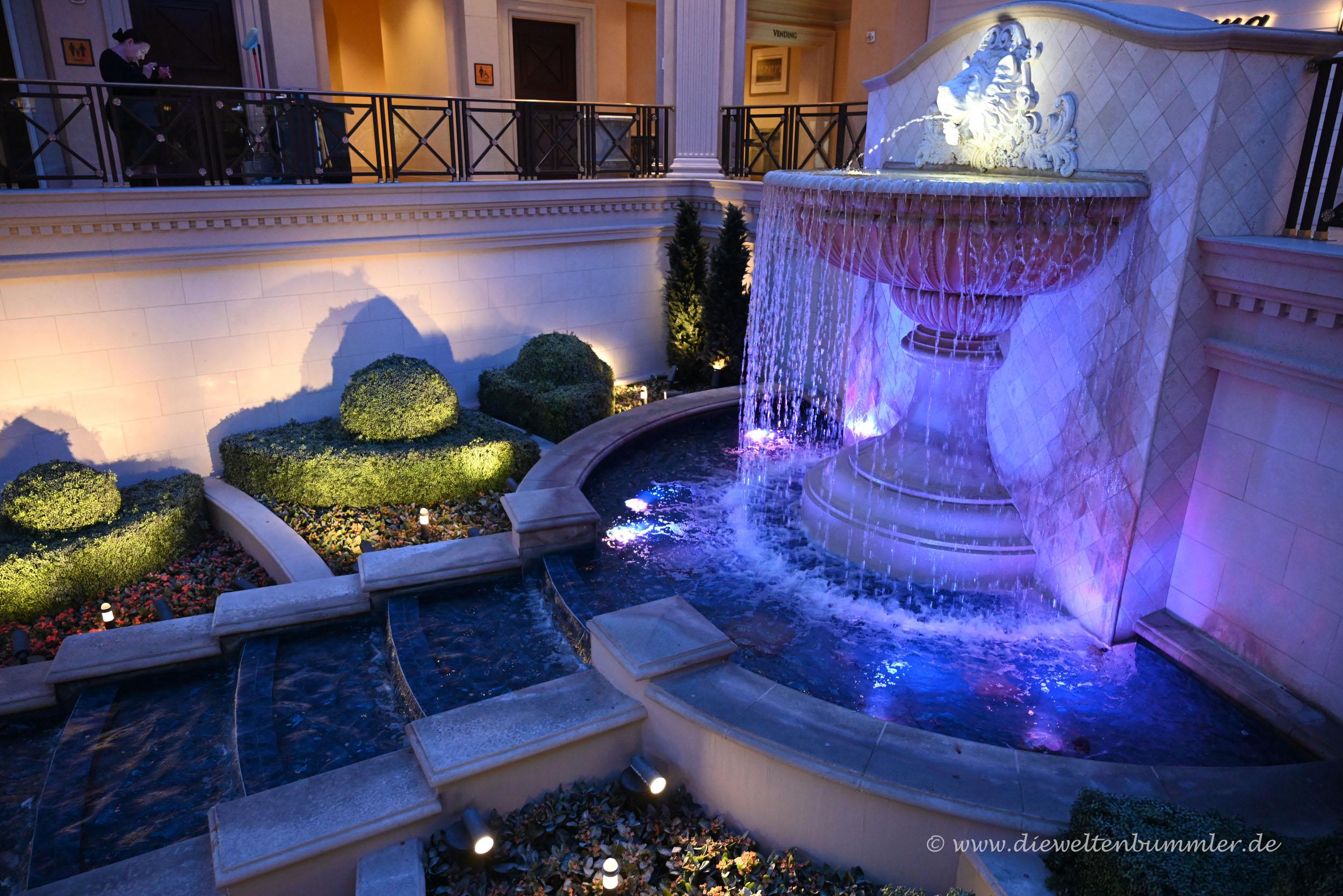 Neptunes Fountain