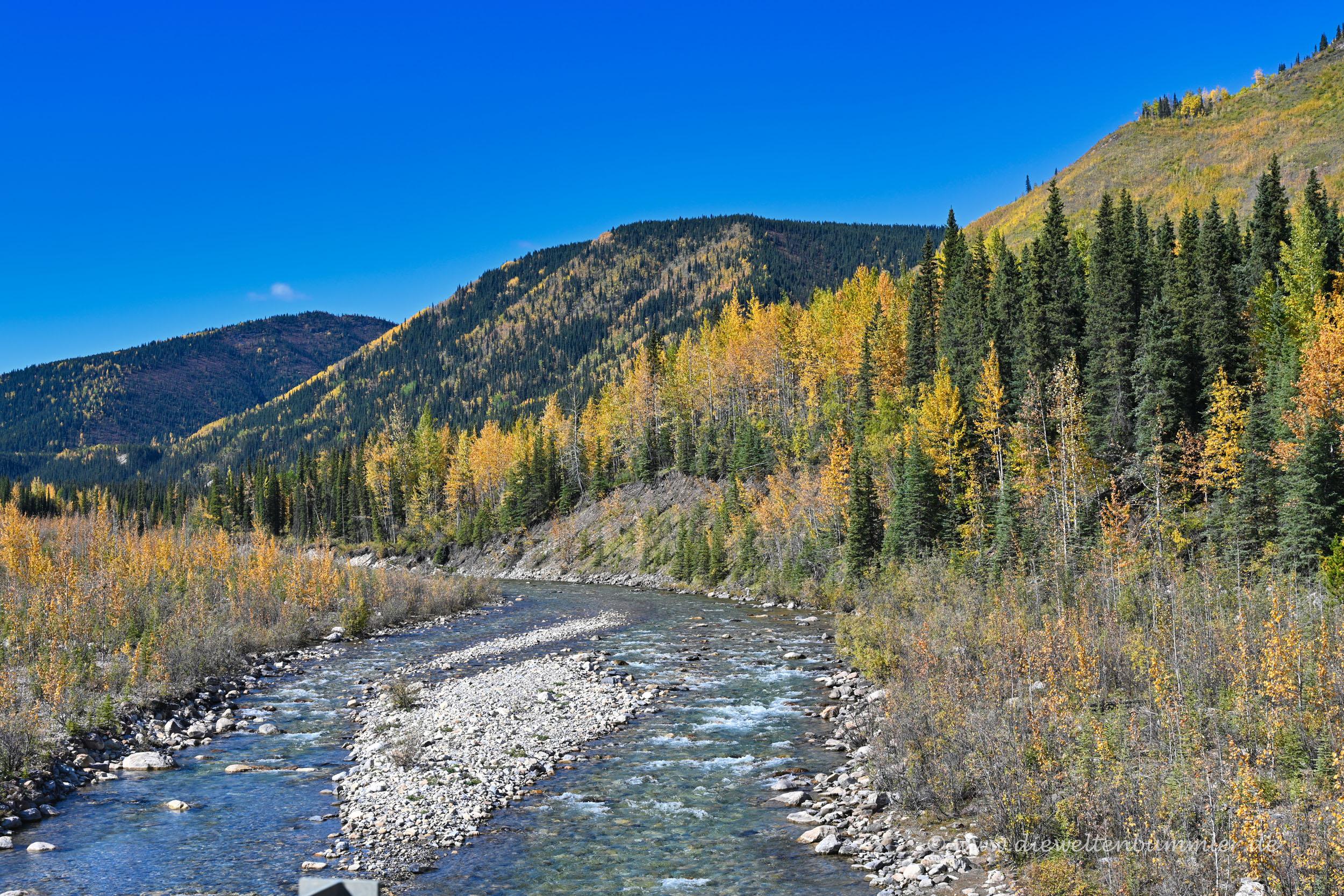 North Tetsa River