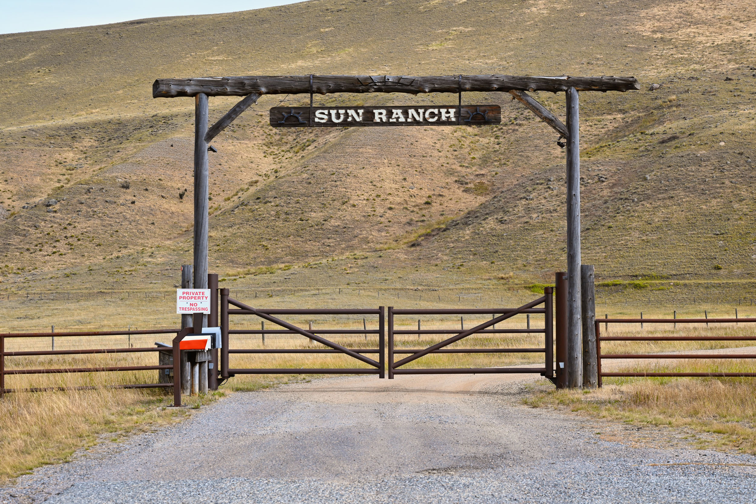 Sun Ranch in Montana
