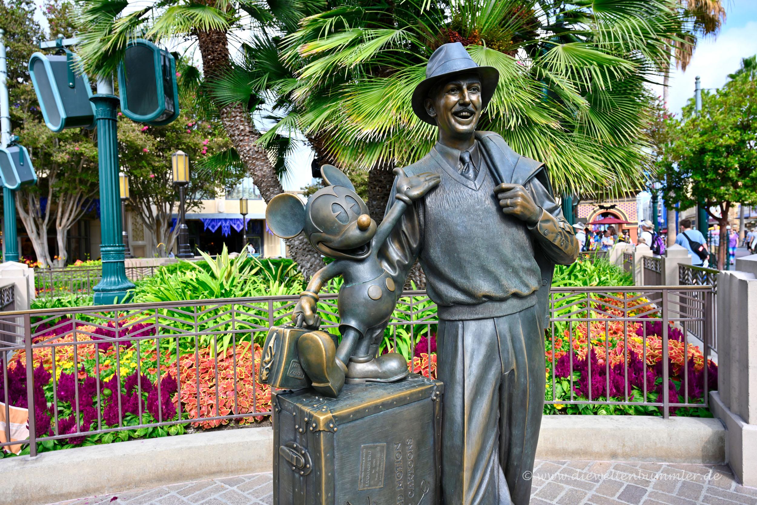 Walt Disney und Micky