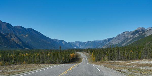 Weiter Alaska Highway