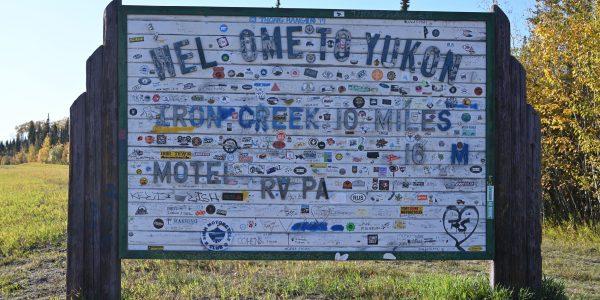 Willkommen im Yukon