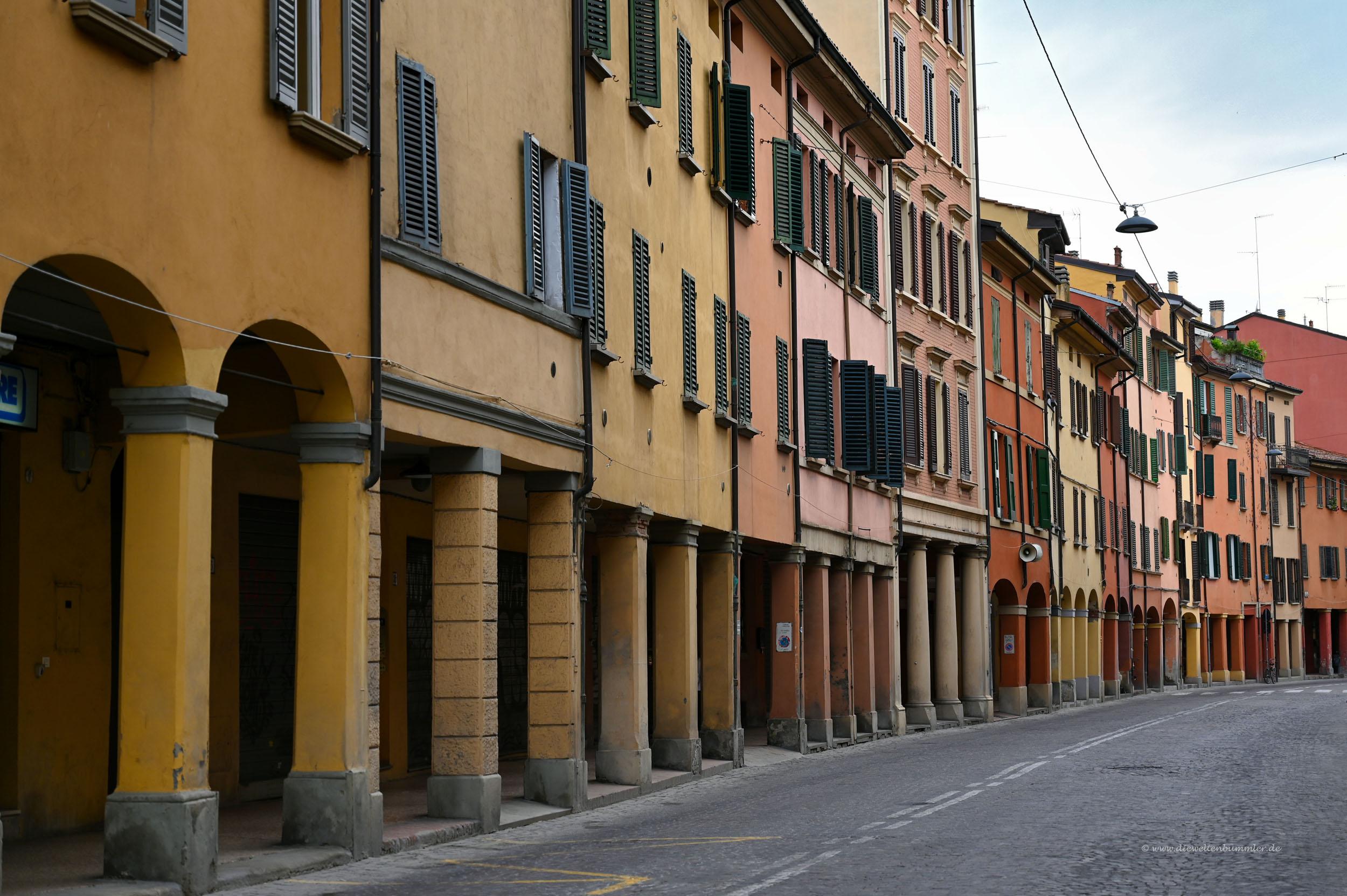 Arkaden in der Altstadt