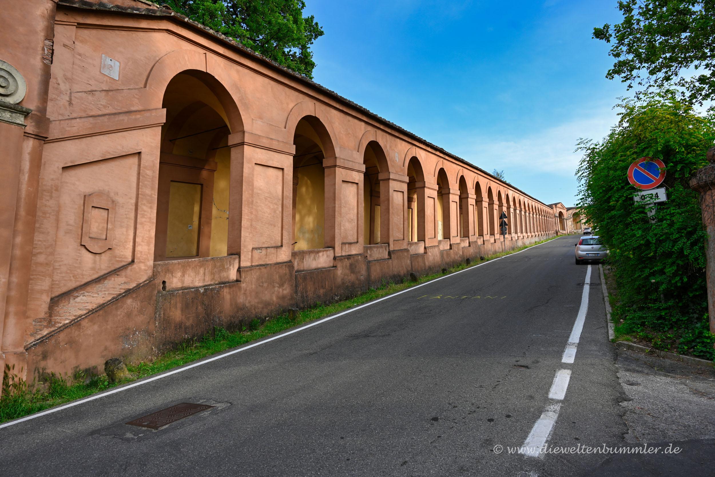 Arkaden zu San Luca