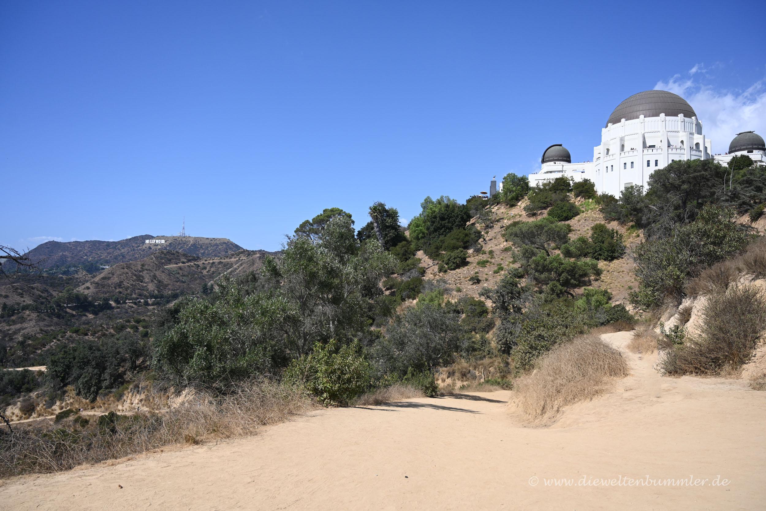 Das Griffith Observatorium