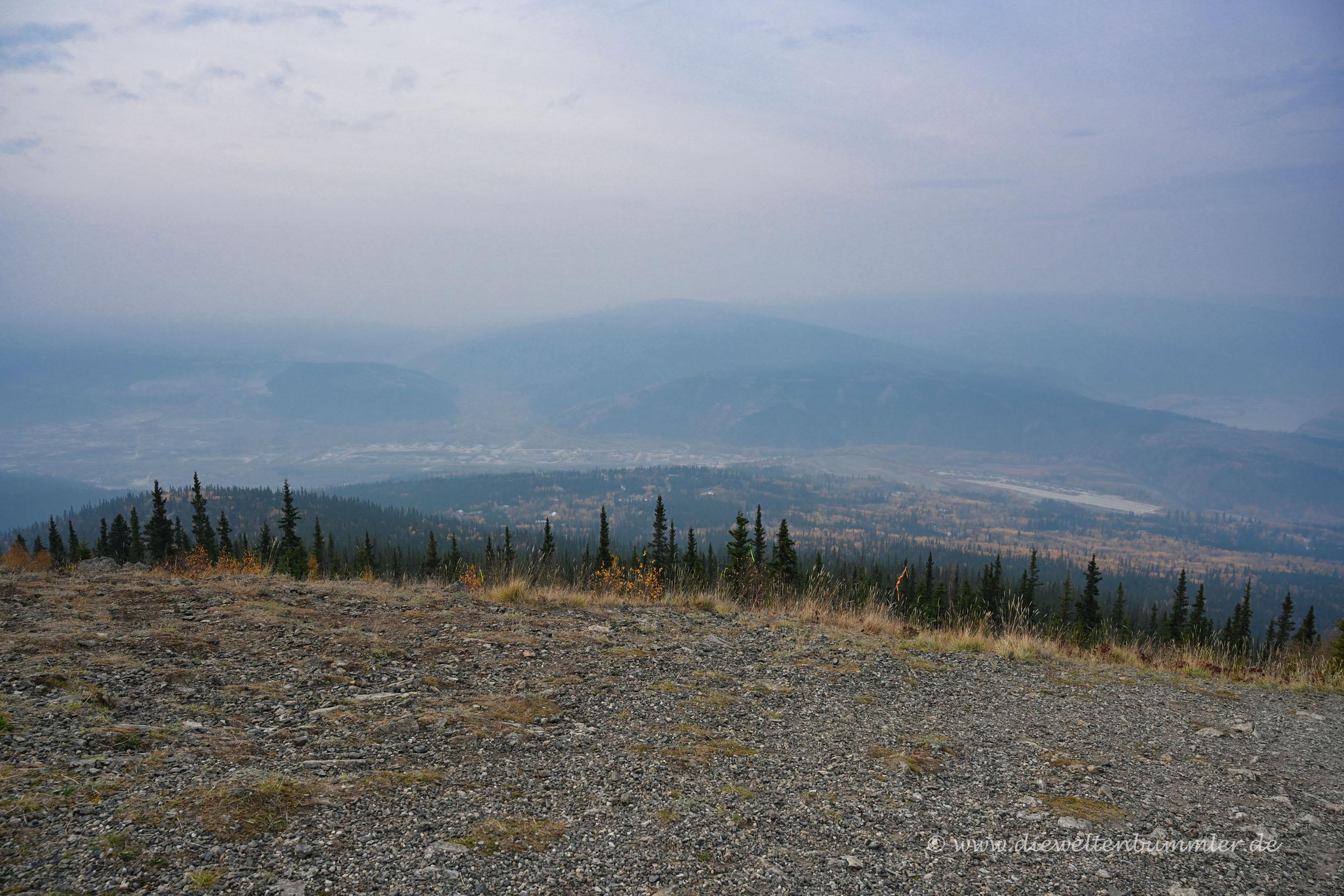 Das Klondike Valley
