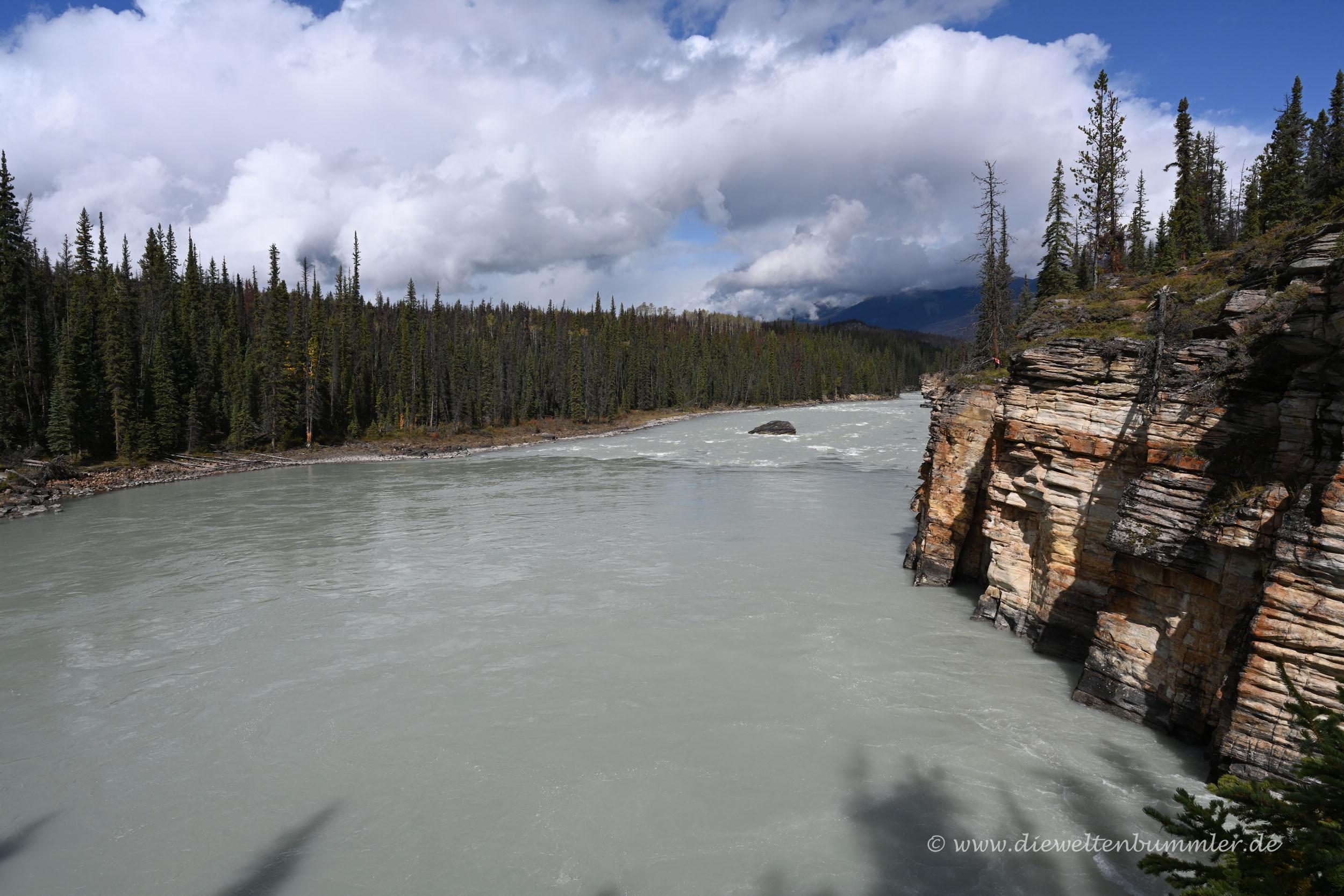 Der Athabasca River