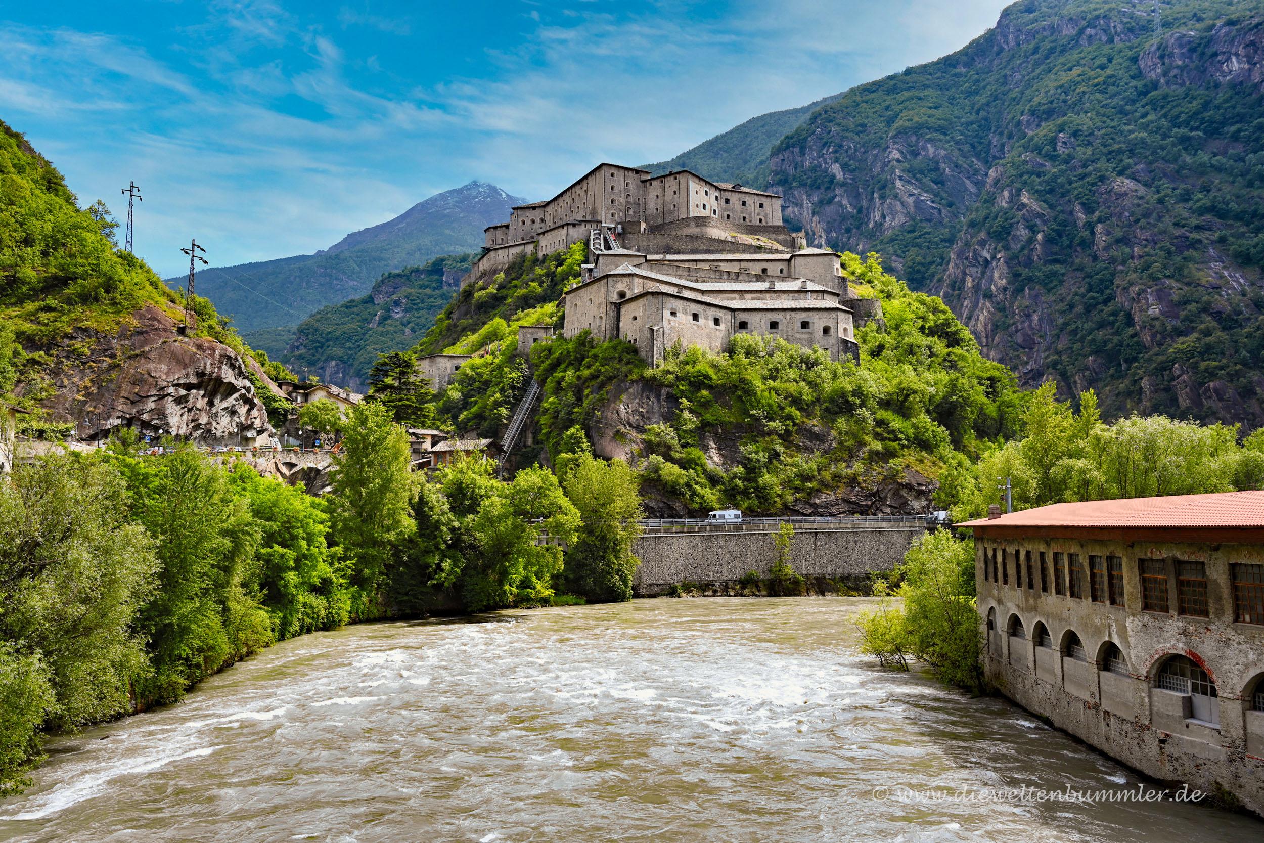 Festung in Bard