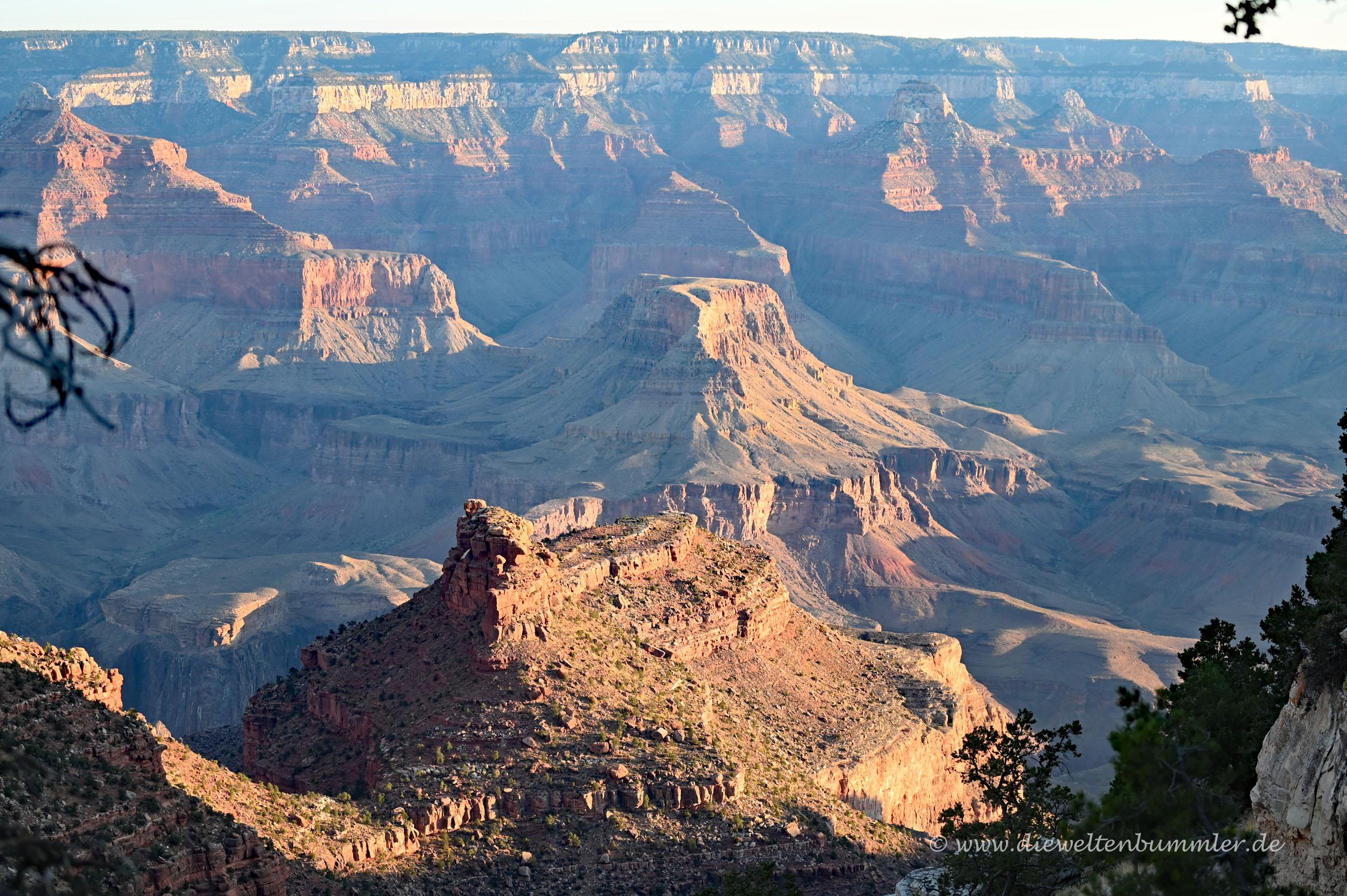 Grand Canyon zum Abschluss