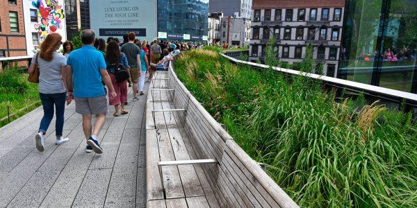 Highline in New York