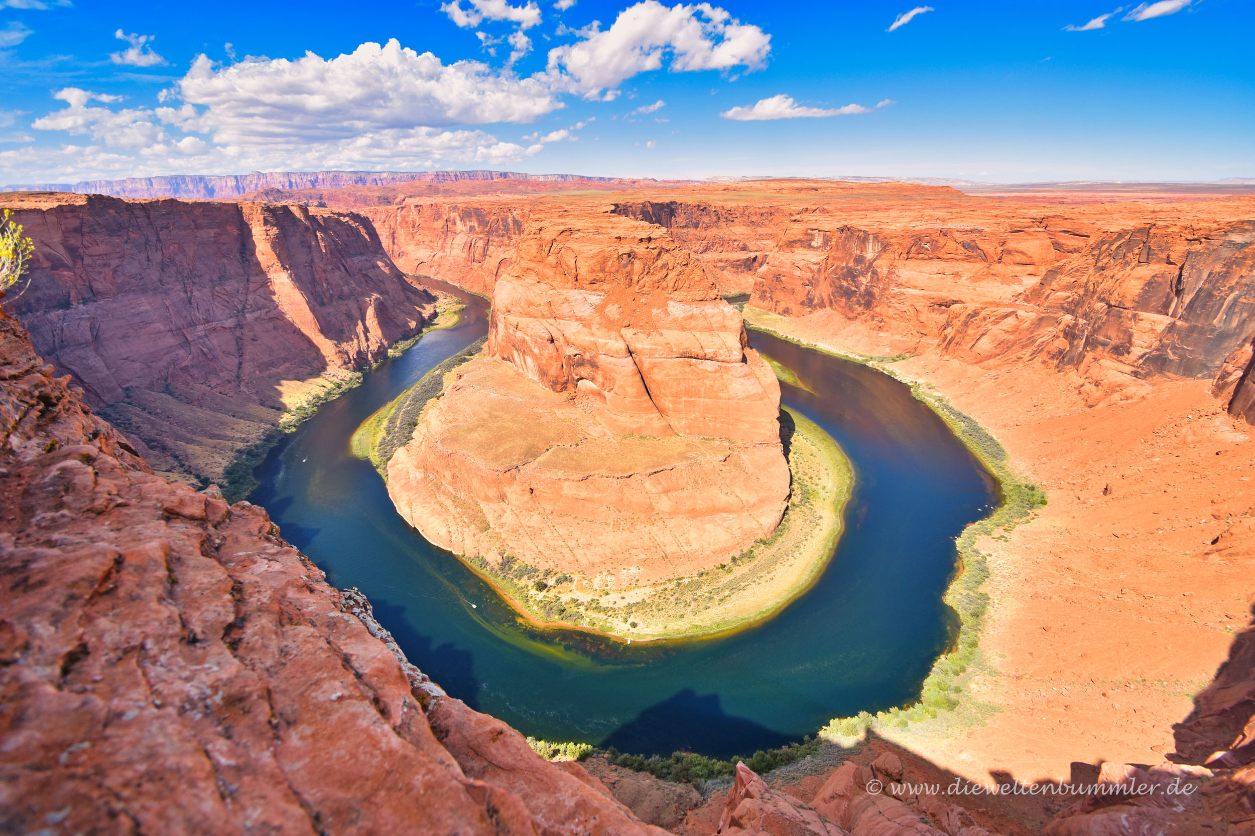 Horsehoe Bend in Arizona