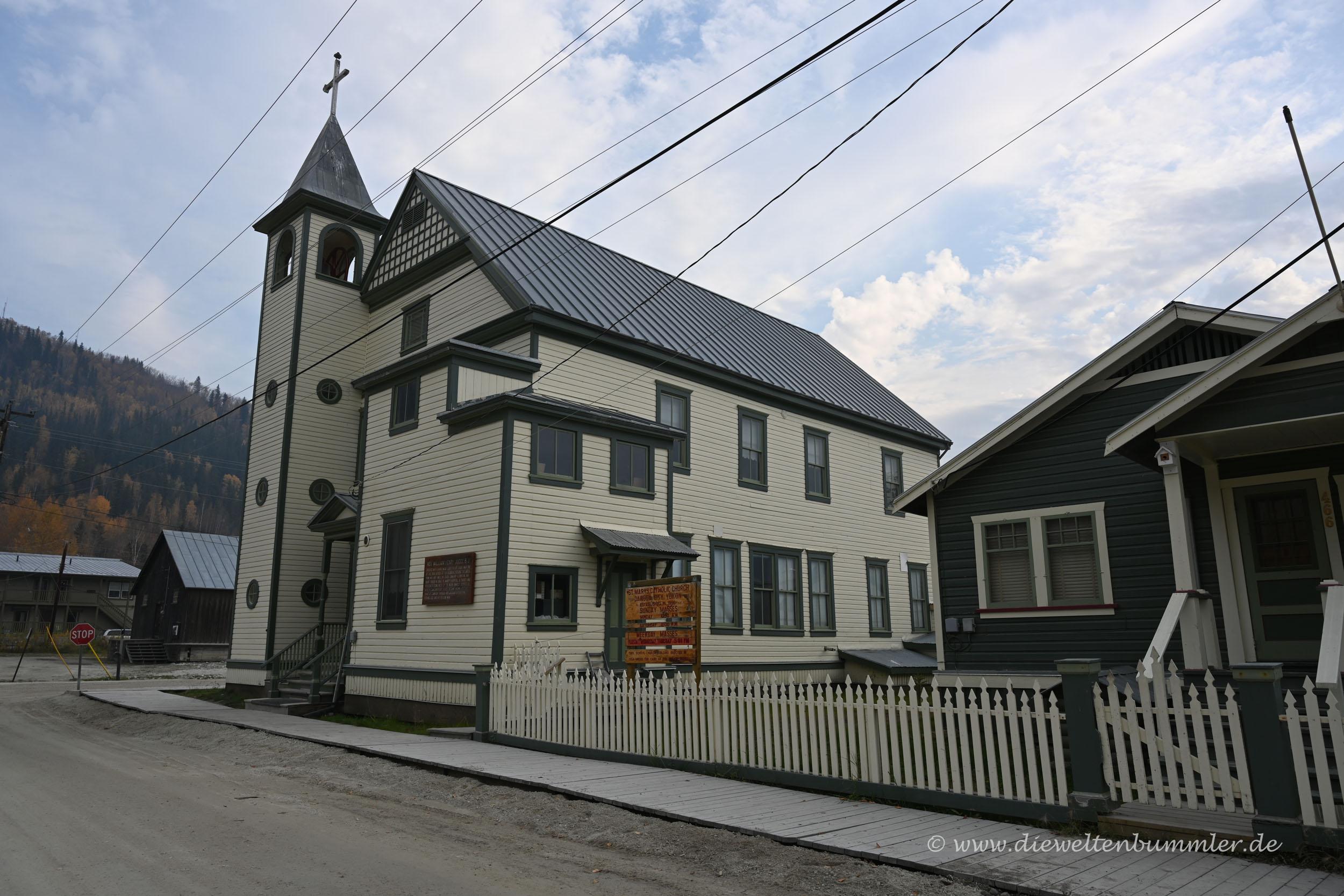 Kirche in Dawson