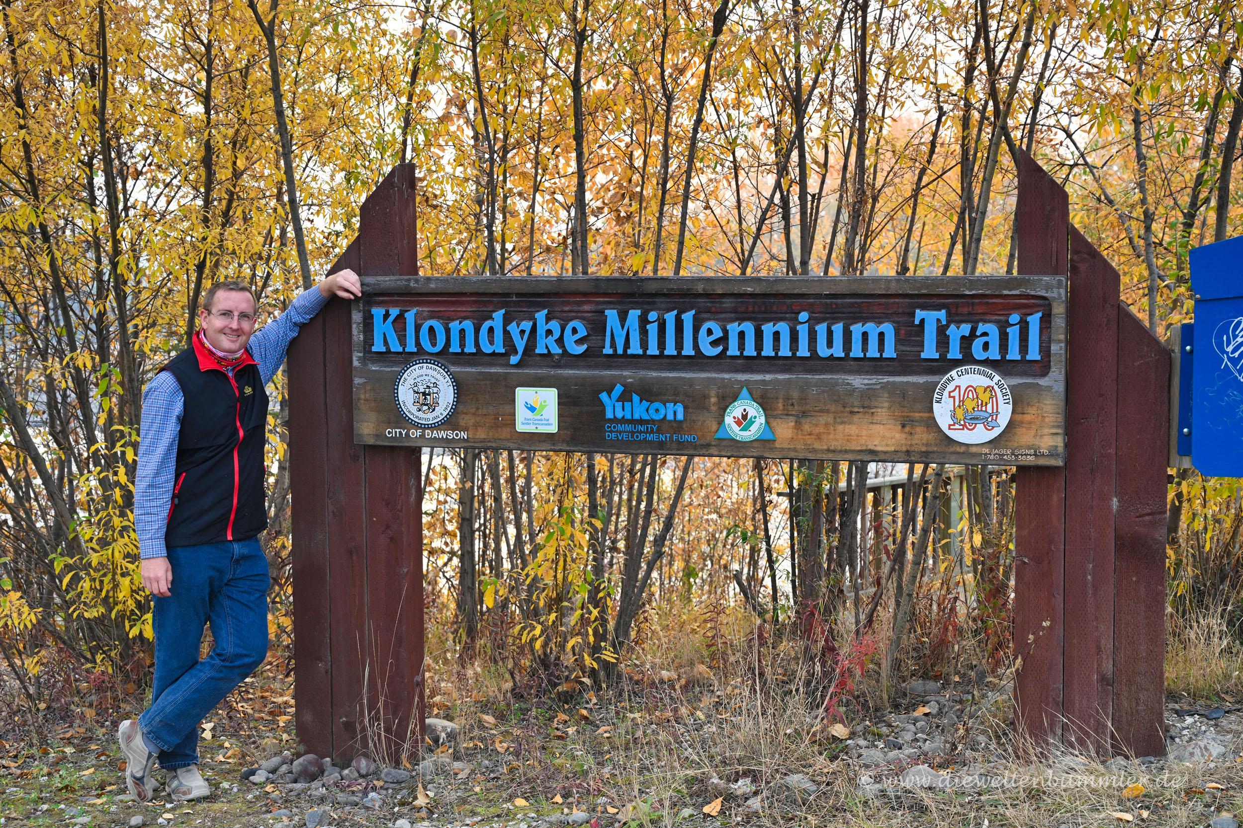 Klondyke Millenium Trail