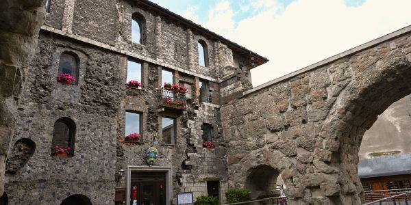 Porta Pretoria in Aosta