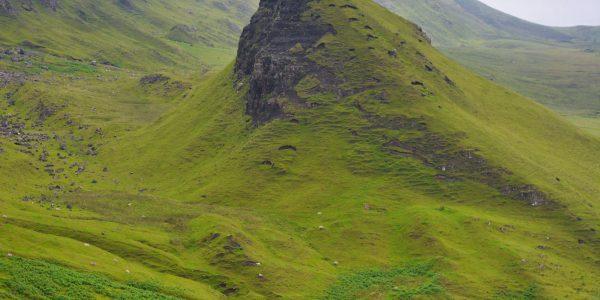 Quiraing auf der Isle of Skye
