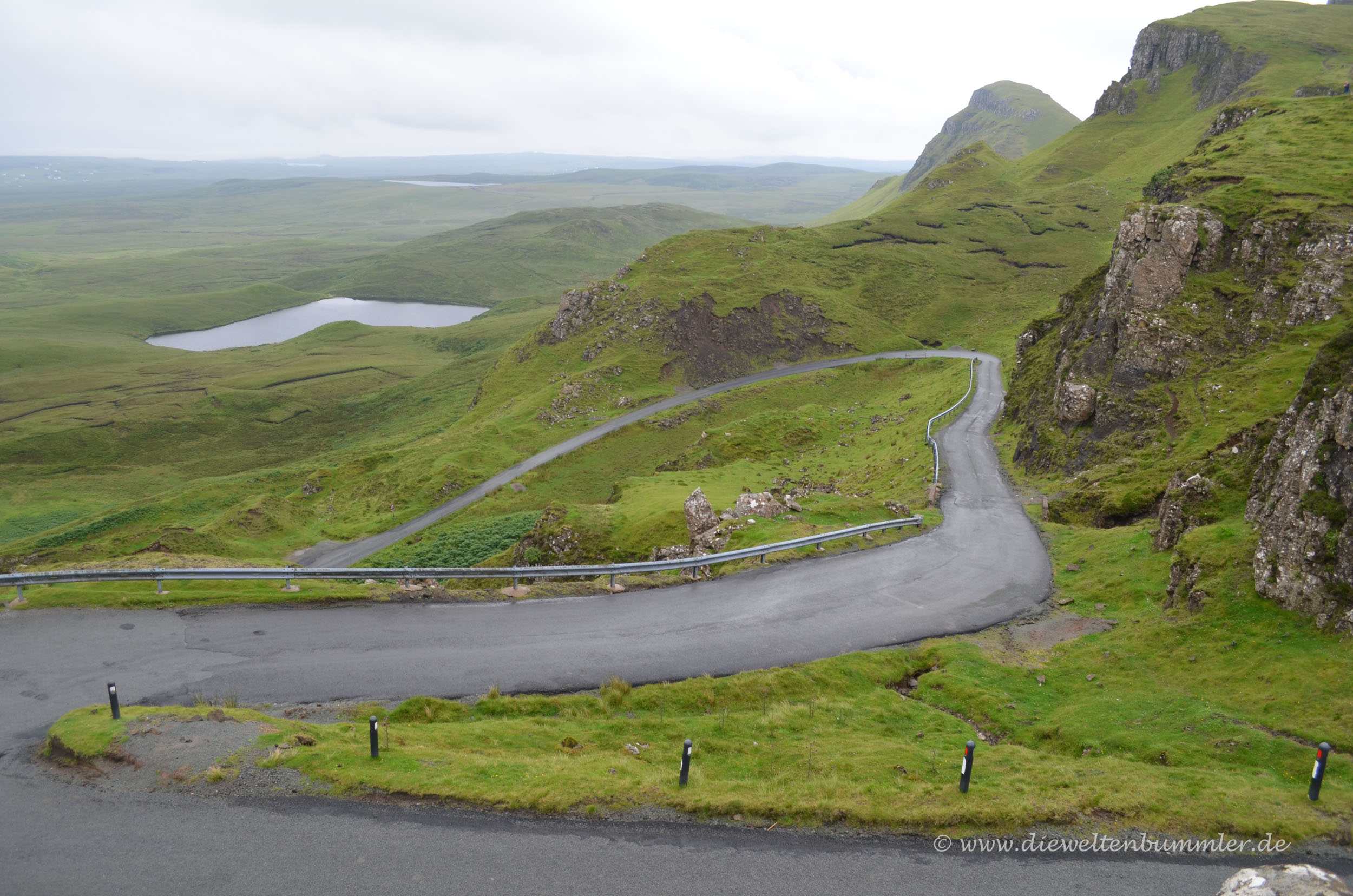 Serpentine an Quiraing