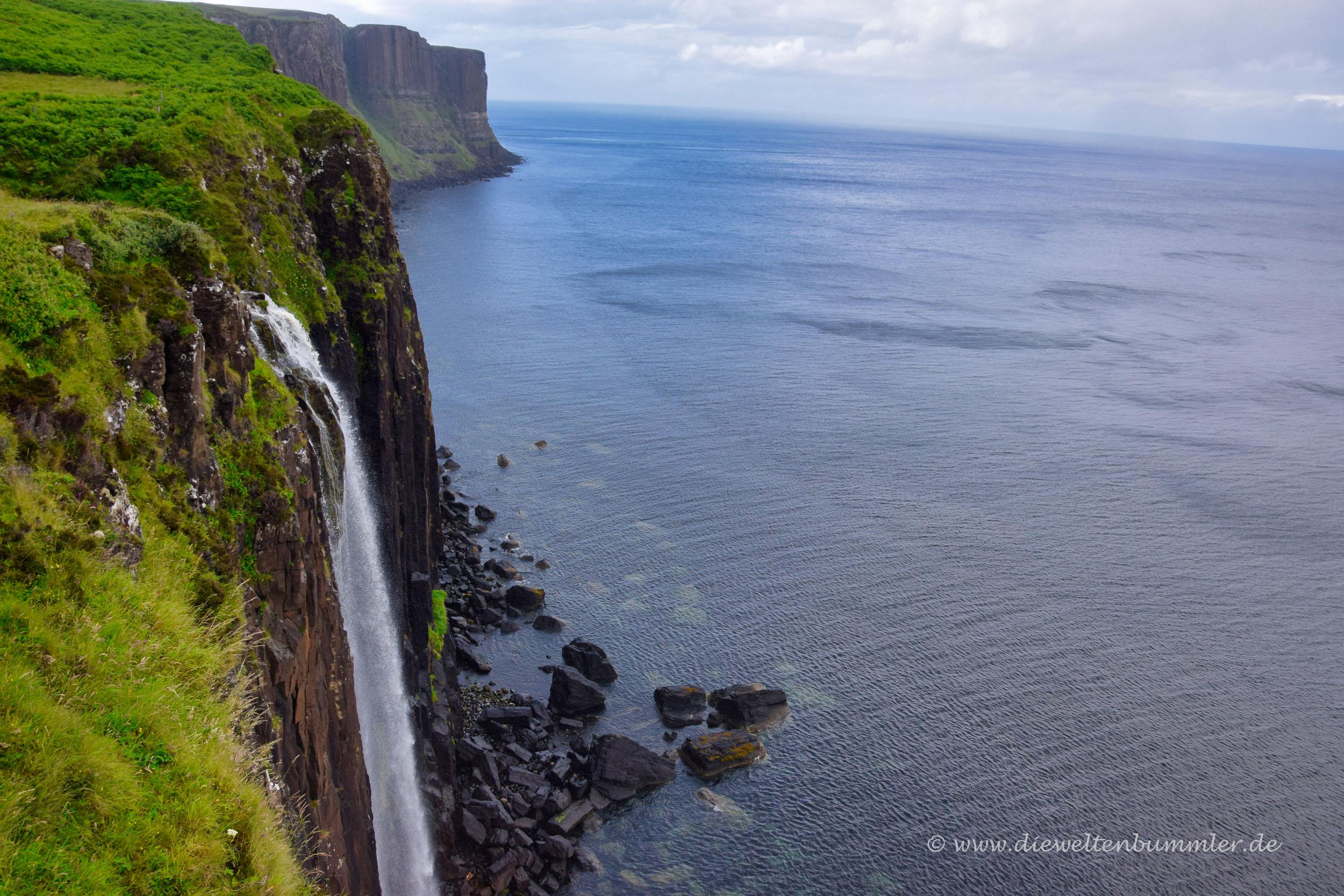 Wasserfall Mealt Falls
