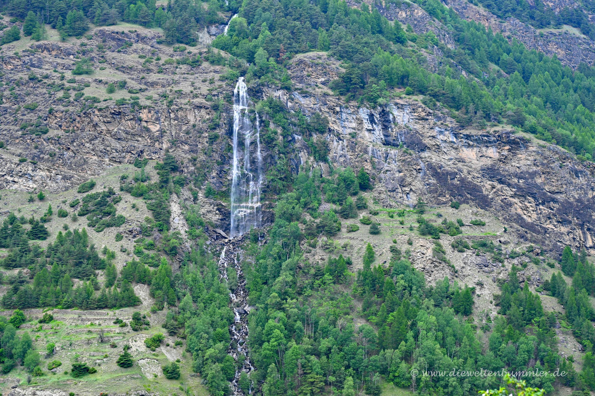 Wasserfall am Nationalpark