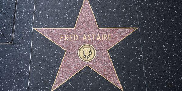 Auch Fred Astaire ist natürlich dabei