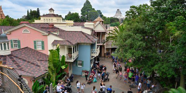 Blick von Tarzans Baumhaus