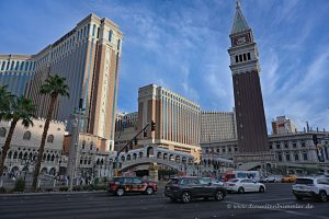 Campanile in Las Vegas