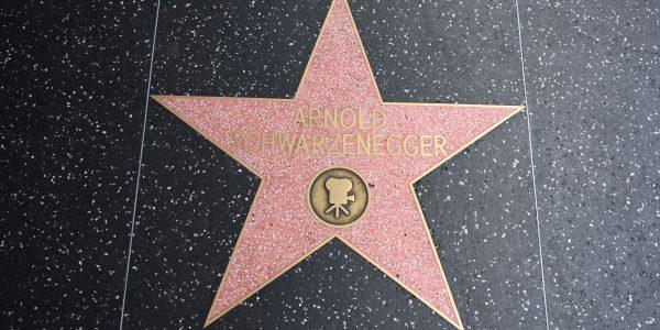 Der Terminator auf dem Hollywood Boulevard
