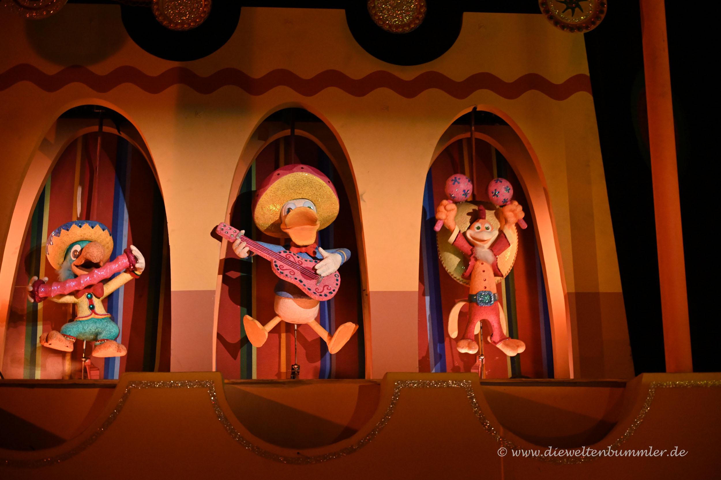 Die drei Caballeros