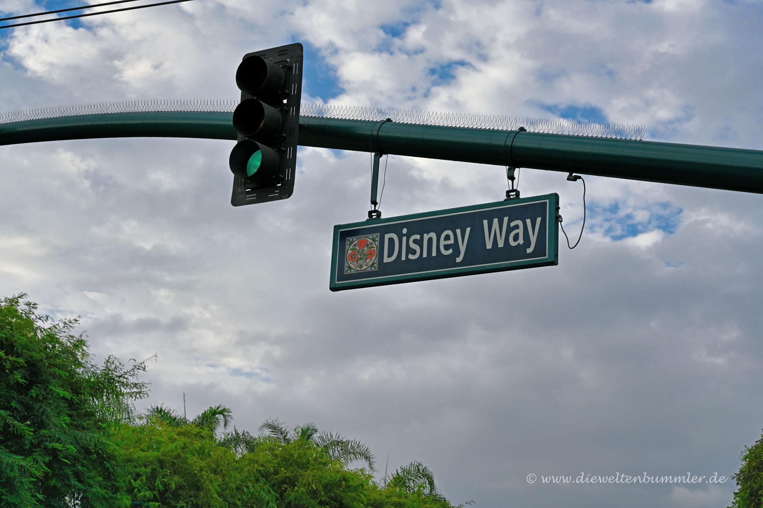 Disney Straße