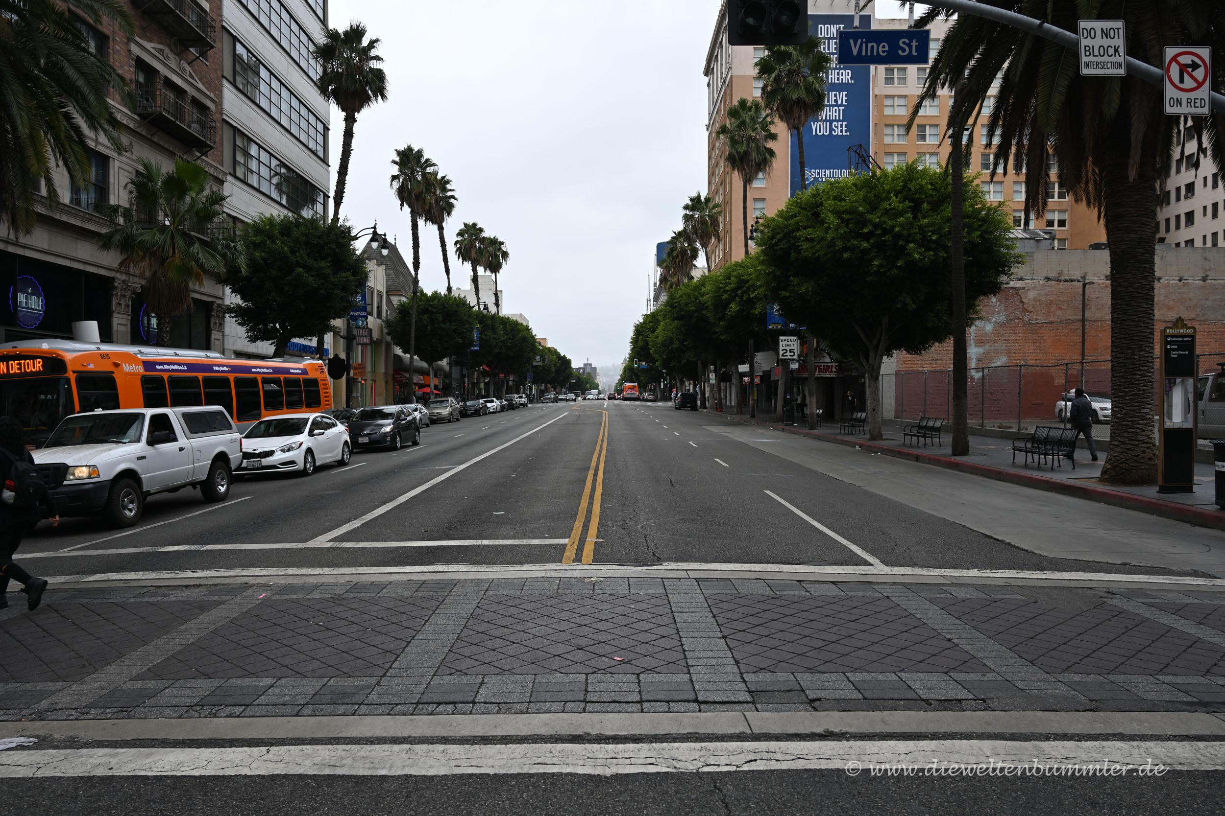 Eigentlich ist der Boulevard nicht glamourös