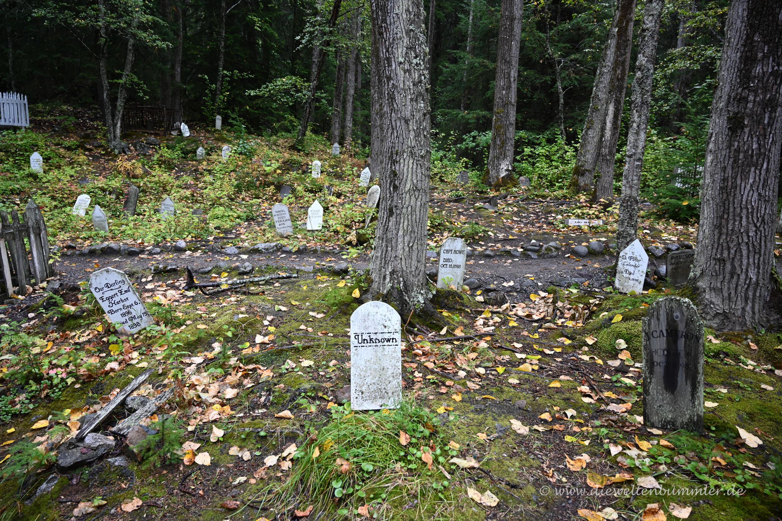 Goldrush Cemetery