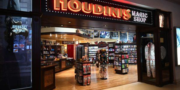 Houdini-Shop
