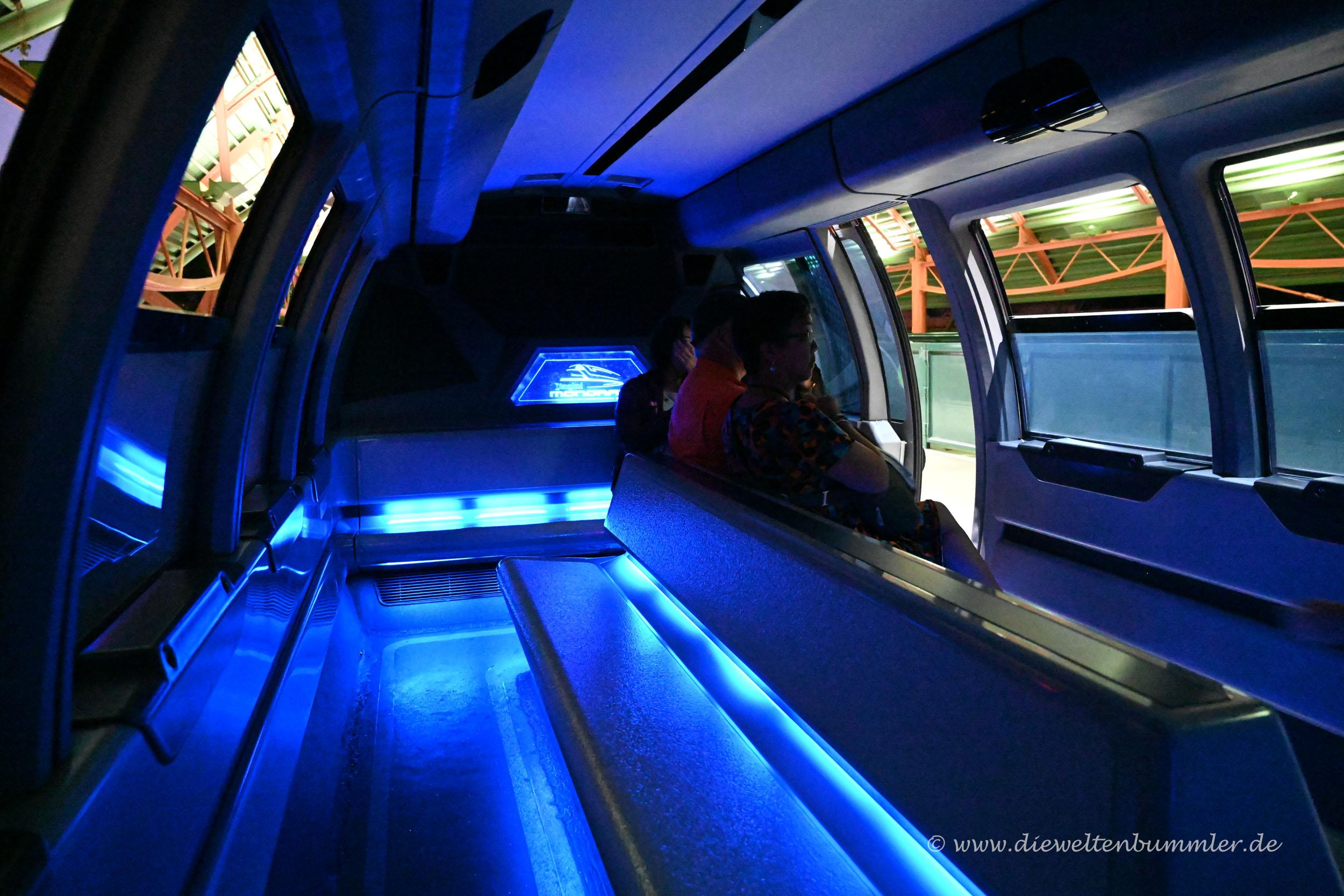 Innerhalb der Monorail