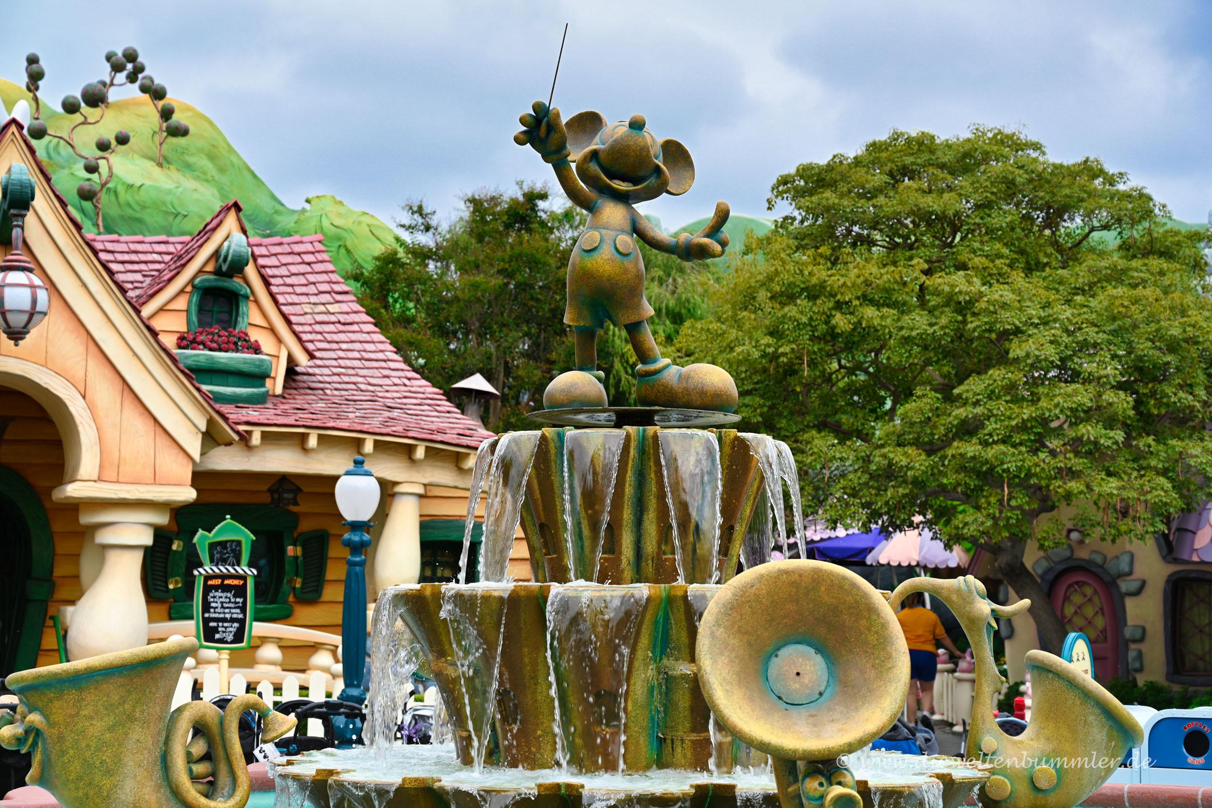 Micky-Brunnen