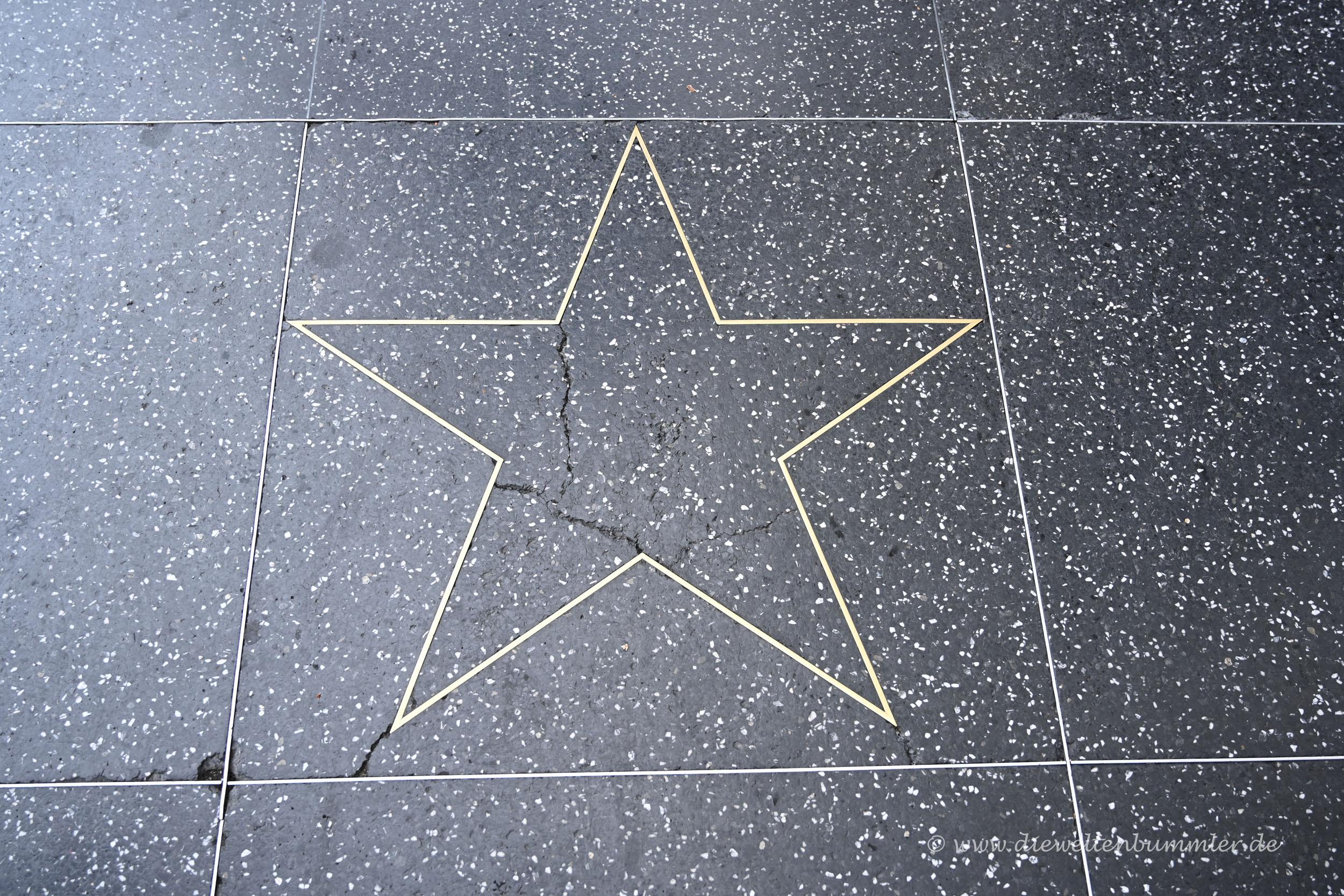 Ob hier mal ein Stern hinkommt?