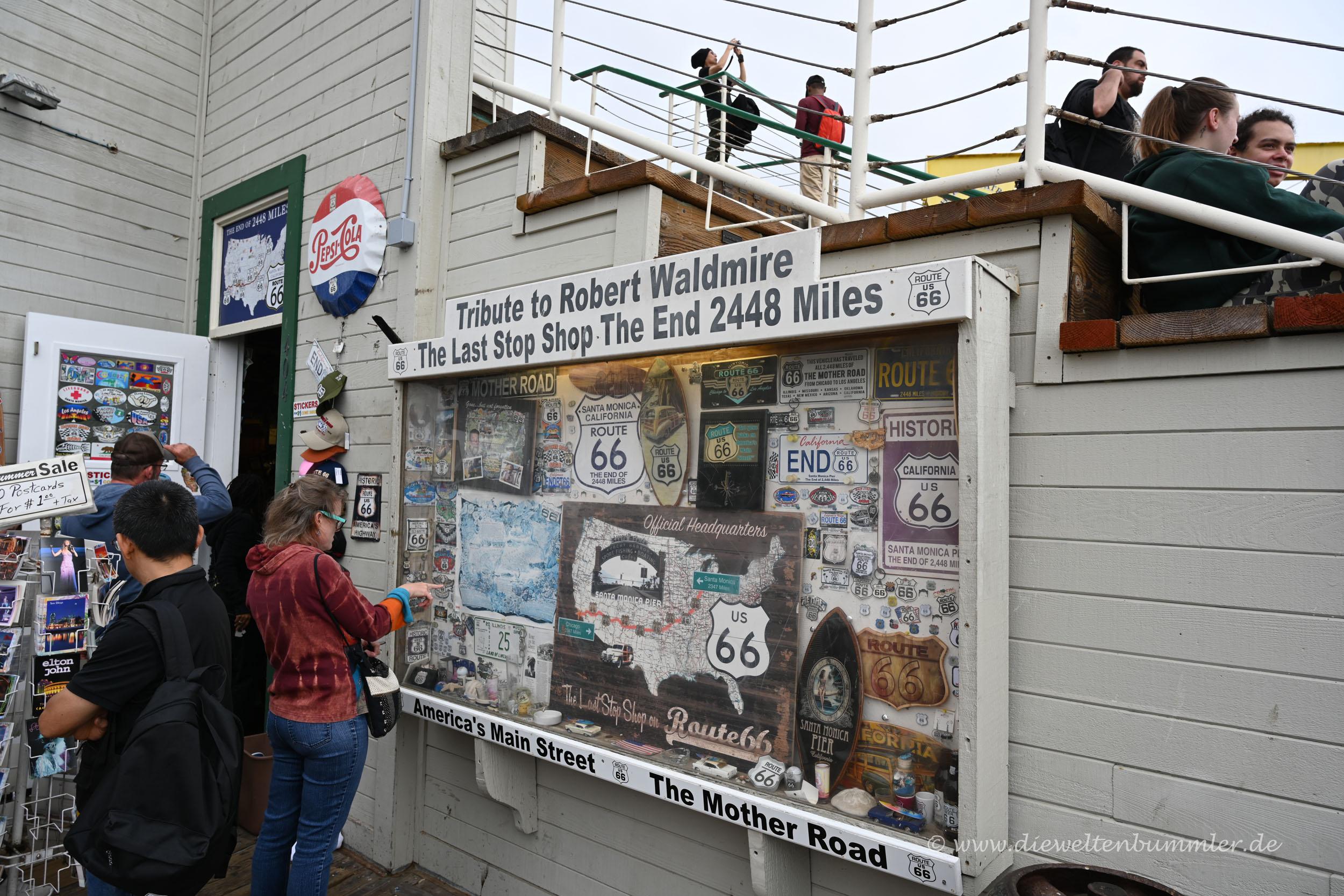 Route 66 Last Stop Shop
