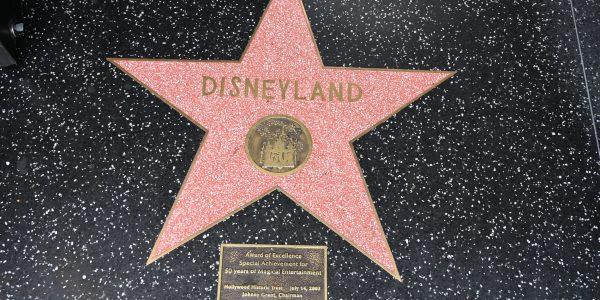 Sogar das Disneyland ist dabei