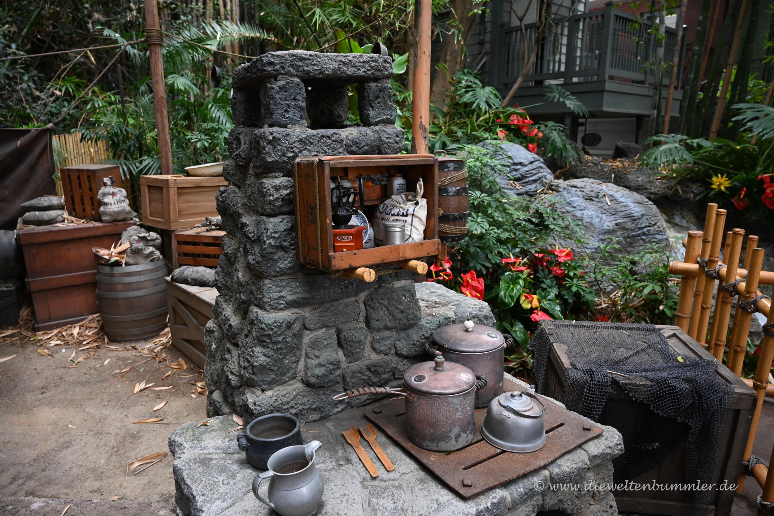 Tarzans Baumhaus