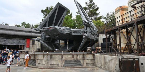 Unterwegs im Star Wars-Bereich
