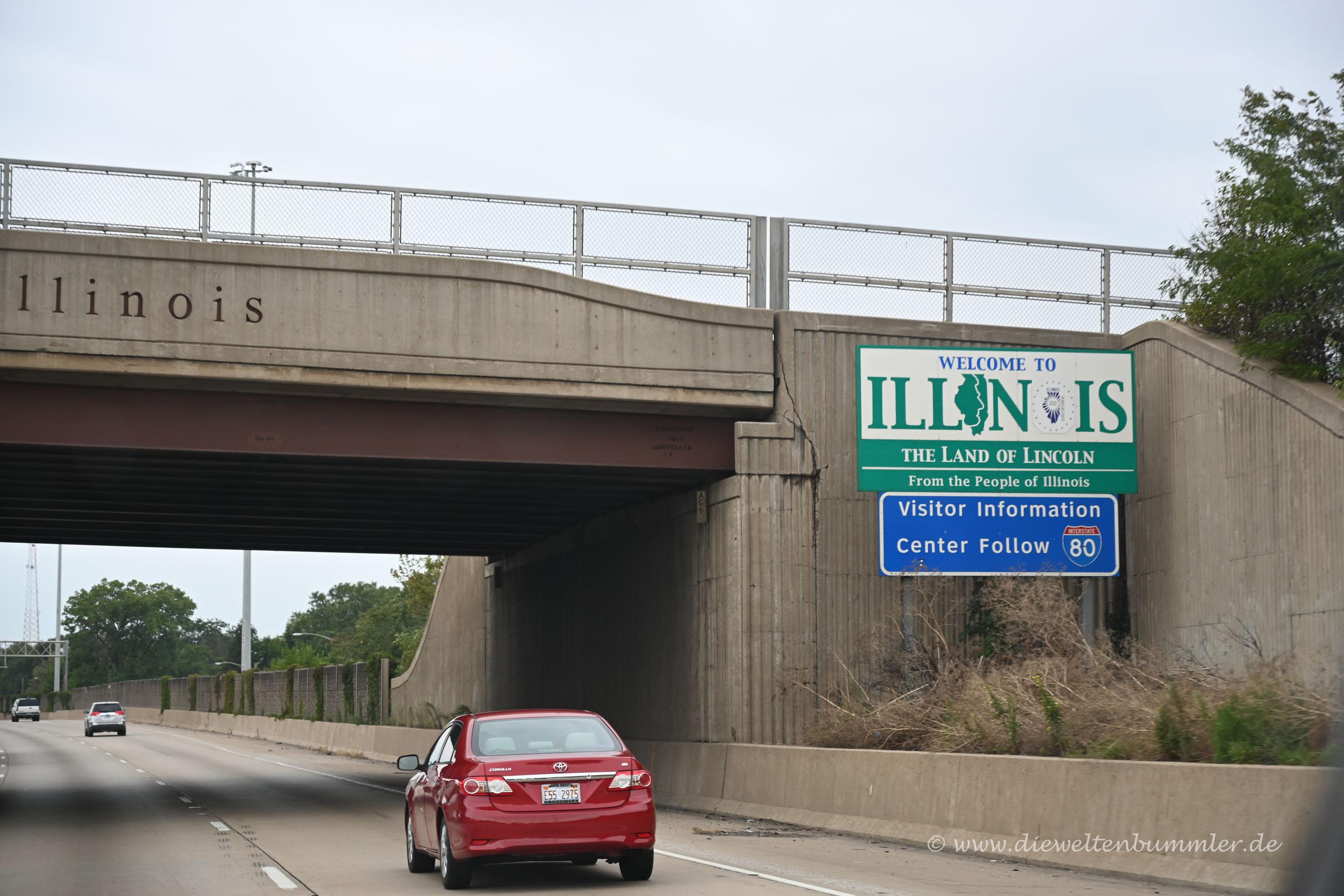 Willkommen in Illinois